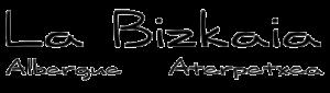 La Bizkaia | Aibar – Oibar | Albergue – Aterpetxea Logo